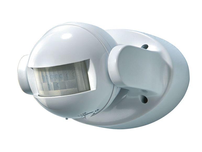 Pohybový senzor pro spínání osvětlení, barva bílá Model: Z31712B