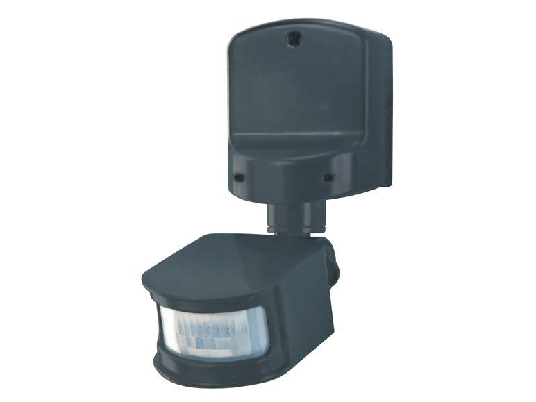 Pohybové čidlo PIR pro spínání světelných zdrojů, vnitřní/venkovní Model: Z31712C