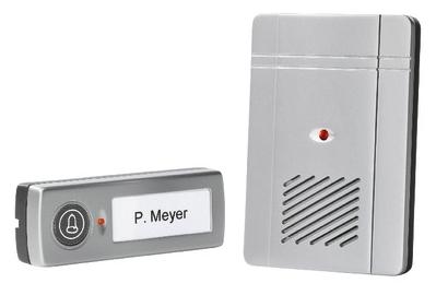 Autonomní bezdrátový dveřní zvonek Model: Z31370B