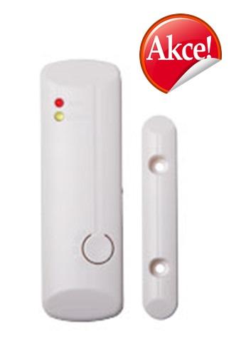 Bezdrátový magnetický senzor na dveře a okna pro alarm,GSM alarm Model: AS-BMD02