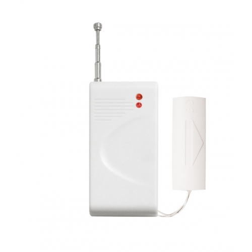 Bezdrátový detektor vibrací pro alarm, GSM alarm Model: AS-BOS01