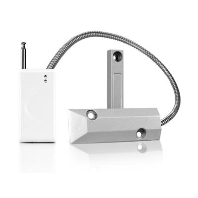 Bezdrátový magnetický detektor otevření kovových vrat pro alarm, GSM alarm Model: AS-WRDS01