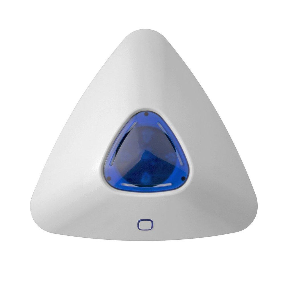 Bezdrátová vnitřní výkonná siréna DIAMOND pro alarm, GSM alarm Model: AS-SS07A