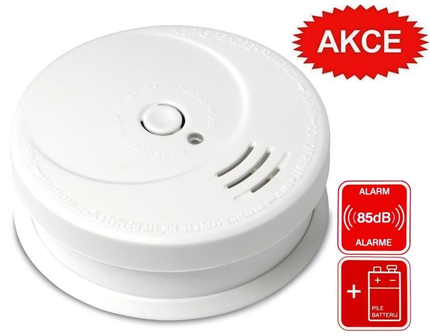 Autonomní fotoelektronický detektor kouře Model: RM144C