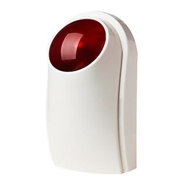 Bezdrátová venkovní siréna pro alarm, GSM alarm Model: GS-SS02A