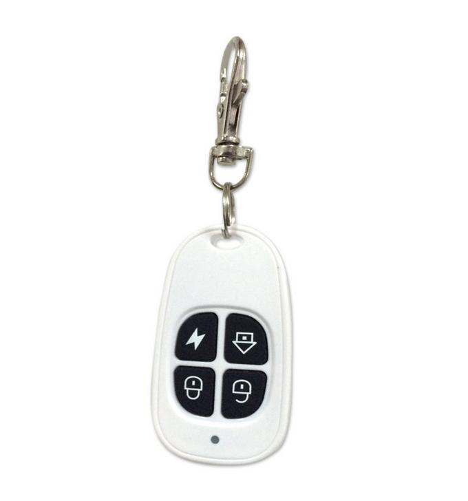 Bezdrátový dálkový ovladač pro alarm, GSM alarm Model: GS -RMC08