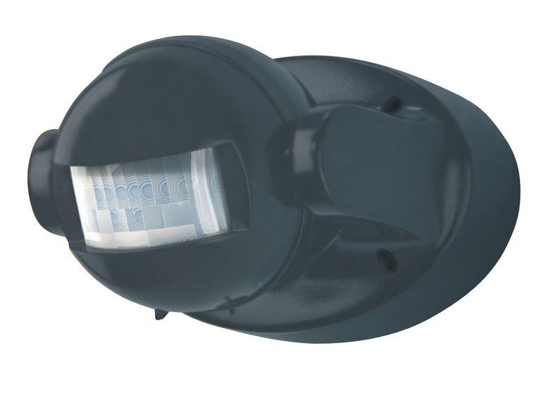 Pohybový senzor pro spínání osvětlení, barva černá Model: Z31712A